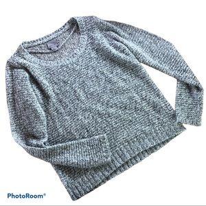 VERO MODA long sleeve open knit sweater